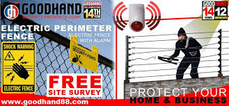 Electric Wall Fence An Electric Fence Cctv Fairview Commonnwealth Q C Facebook