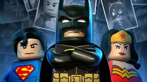 wonder woman batman superman lego hd