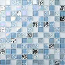 mosaic sheets of ceramic tile
