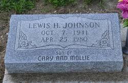 Lewis Harold Johnson (1911-1980) - Find A Grave Memorial