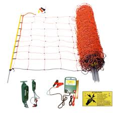 Gallagher Electric Fence Netting 50m For Sheep Goats And New Born Lambs Bundle Ebay
