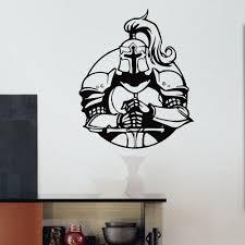 Shop Knight Warrior Vinyl Wall Art Decal Sticker Overstock 10597468