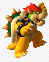 Bowser P City Super Mario Party Small Wall Decals Free Transparent Png Clipart Images Download