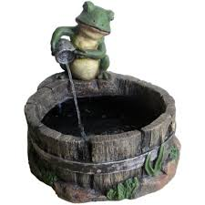 41 garden treasures fountains