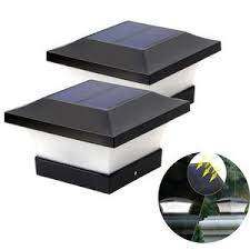 Solar Lights Fence Posts Solar Lights Fence Posts Suppliers And Manufacturers At Alibaba Com