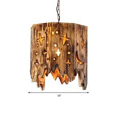 country star sky hanging pendant lights