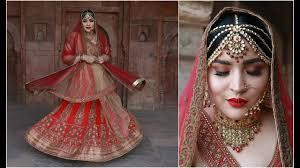 delhi bride makeup tutorial