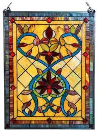 stained glass window designs style