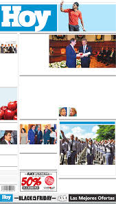 Periodico Hoy 28 De Noviembre Pdf Document