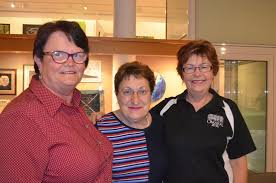 Marion McCulloch, Ivy Graham and Coralie Wilson. | Buy Photos Online |  Stanthorpe Border Post