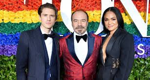 Aaron Tveit Joins 'Moulin Rouge' Co-Stars at Tony Awards 2019 ...