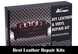 10 best leather repair kits reviewed