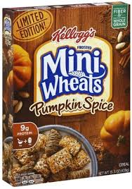 mini wheats pumpkin e frosted