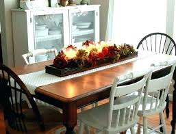 Table Centerpieces Dining Kitchen Tables Candle Saltandblues