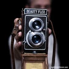 I like: Vintage Beauty Flex Camera – Matto Fredriksson