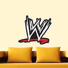 Amazon Com Wrestling Wwe Removable Wall Decal 23 Automotive