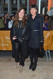Patti Smith and Jesse Smith - Best Dressed - Metropolitan Opera ...