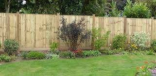 Featheredge Panel Chart Fencing