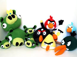 A Flurry of Angry Birds!