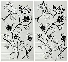 Dcwv Home Peel And Stick Wall Art Thin Black Swirls Click Image To Review More Details Stick Wall Art Wall Stickers Murals Cool Walls