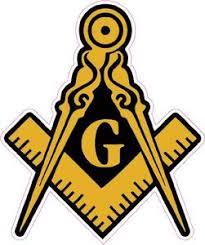 Masonic Logo Decal Nostalgia Decals Retro Vinyl Stickers Nostalgia Decals Online