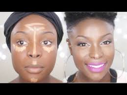 makeup s for highlighting and