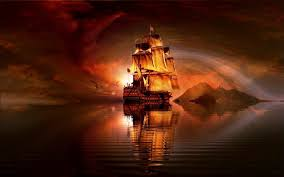 pirate ship wallpaper hd on wallpapersafari