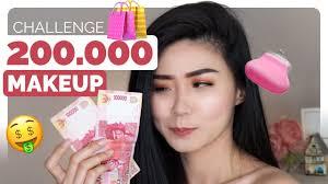 200k makeup challenge 2017
