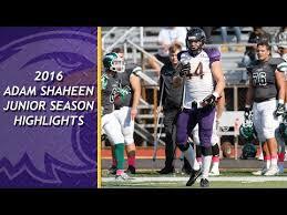 NFL Draft Prospect TE Adam Shaheen Junior Season Highlights - 2016 Ashland  University Football | Ashland University Sports | richlandsource.com