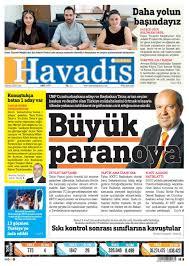 6 Ekim KKTC Gazete Manşetleri - Kıbrıs Son Dakika