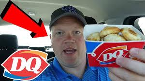 dairy queen biscuit and gravy dunkers