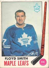 1969-70 O-Pee-Chee Floyd Smith #49 on Kronozio