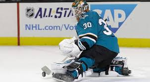 Sharks agree to two-year extension with goaltender Aaron Dell ...