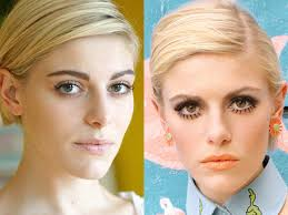 twiggy how to create a pin up makeup