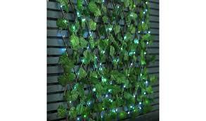Buy Streetwize Solar Expanding Light Up Faux Trellis Solar Lighting Argos