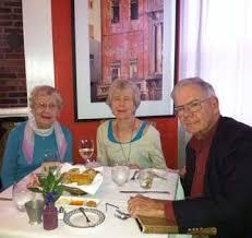 Dartmouth Class of 1959 - Arlene Johnson, and Arlyss & Ray Becker