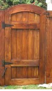 How To Building A Wood Gate America S Fence Store