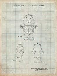 Care Bears Art Pixels