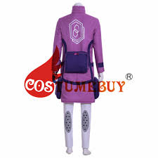 CostumeBuy Game Anime Pokemon Sword And Shield Bede Cosplay Costume Pokemon  Monster Outfit Custom Made L920|