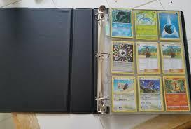 Ultra Pro Pokemon Pikachu 2'' 3 Ring Binder For Pokemon Game Card Storage  Album