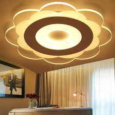 led beautiful stylish big ceiling light