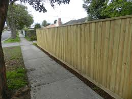 Timber Fencing Installation Melbourne Eastside Fencing