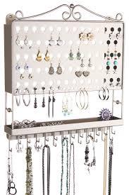 jewelry organizer earring holder