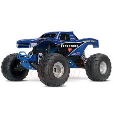 Traxxas Bigfoot Monster Truck Officially Licensed Replica Clear Body W Decals