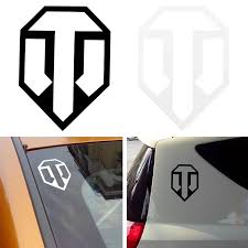 World Of Tanks Car Stickers Automobiles Styling Accessories Vinyl Decals Sticker For Bmw Audi Honda Auto Rear End Decoration For Bmw Vinyl Decals Stickersdecal Sticker Aliexpress