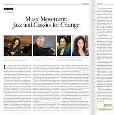 About Us | Jazz and Classics for Change