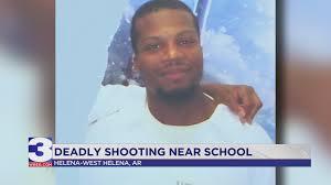 1 killed, 1 injured in shootings near Helena-West Helena school