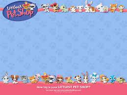littlest pet birthday wallpaper on