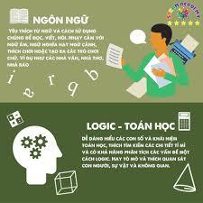 """Học viện STEAM: Tìm hiểu về Thuyết """"Đa Trí Tuệ"""" – Học viện Giáo ..."""