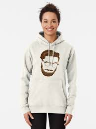 """Worth It - Adam Bianchi Silhouette"""" Pullover Hoodie by Raakxhyr 